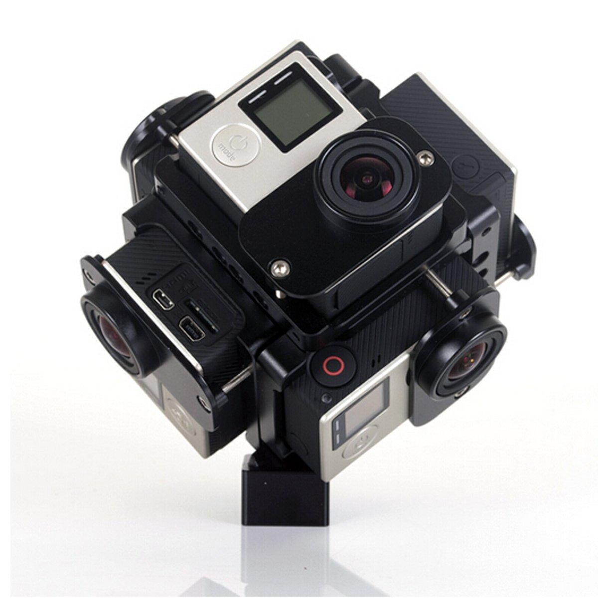Fantaseal VR Halterung für 6x GoPro