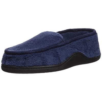 ISOTONER Men's Microterry Slip on Slippers | Slippers