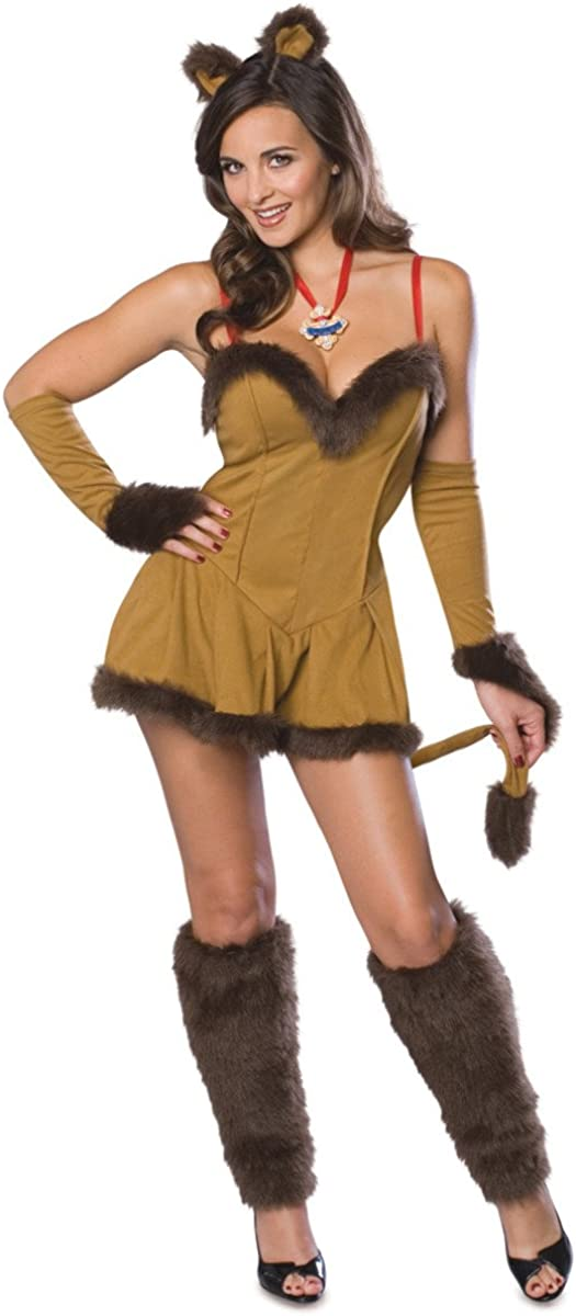 Rubie's Cowardly Lioness Costume - Adult Costume