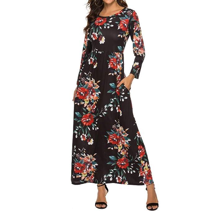 Vestidos Verano Largos Mujer Vestidos de Fiesta Mujer Tallas ...