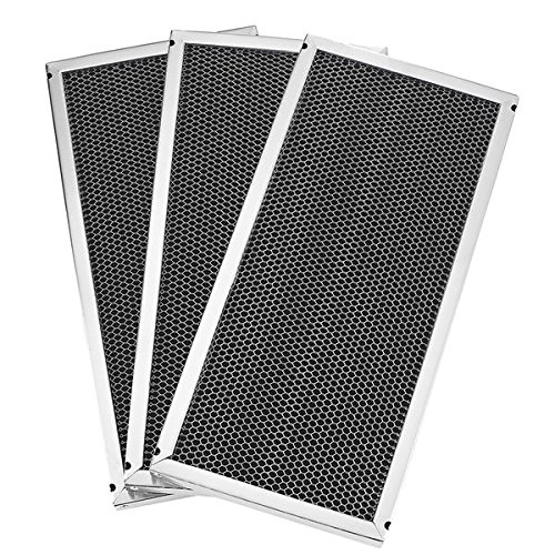 Venmar SOLO, DUO, Charcoal set of 3 Replacement Filters ()