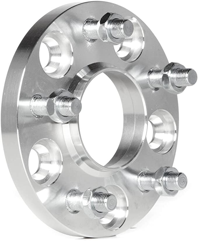 Pair of Circuit Performance 20mm 5x100 Hubcentric Wheel Spacers for Scion FRS BRZ Subaru WRX Impreza 56.1mm Centerbore