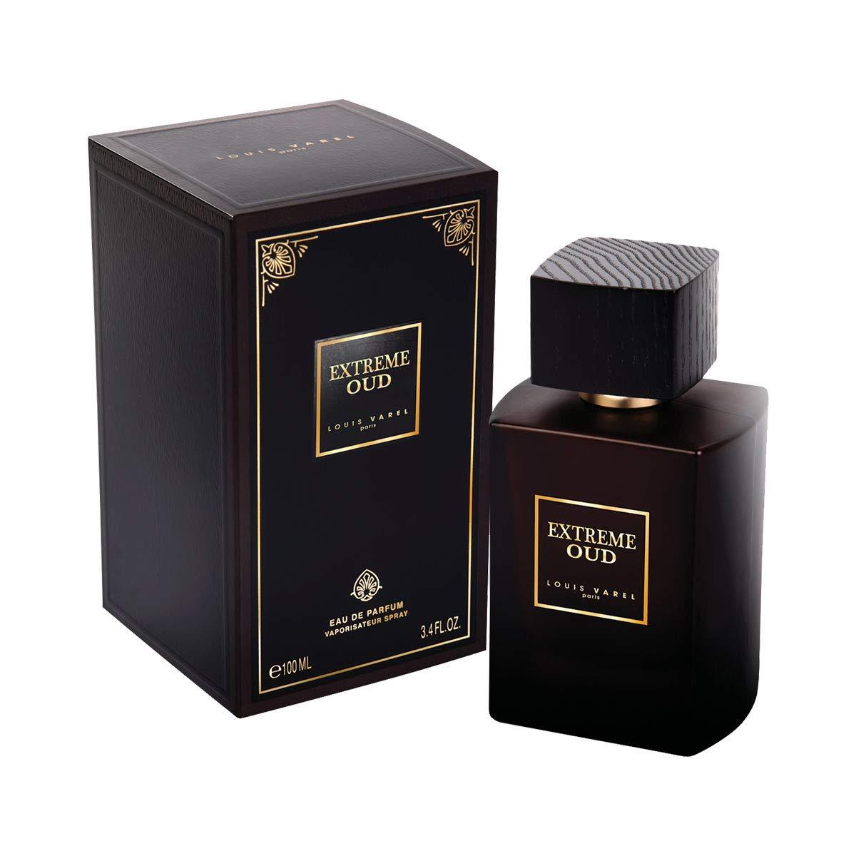Extreme Oudh Unisex Perfume By Louis Varel Eau De Parfum 100ml