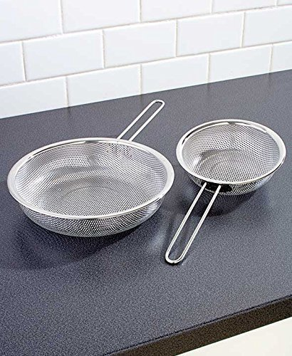 Set of 2 Shallow Fry Baskets
