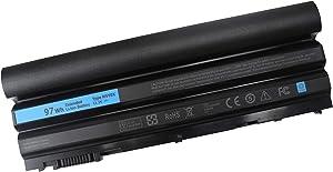 97WH T54FJ M5Y0X E5420 E6420 Laptop Battery Compatible with Dell Latitude E6430 E6440 E5520 E5530 E6520 E5420 E5430 E6420 E6530 Inspiron 4420 5420 5425 7420 7520 N4420 N4720 N5420 M421R M521R 2P2MJ