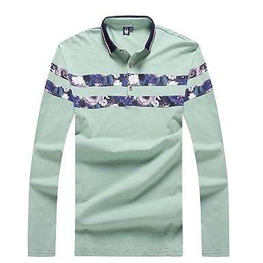 Camiseta de Polo Rickie de Hombre Grande y Talla Grande Camiseta ...