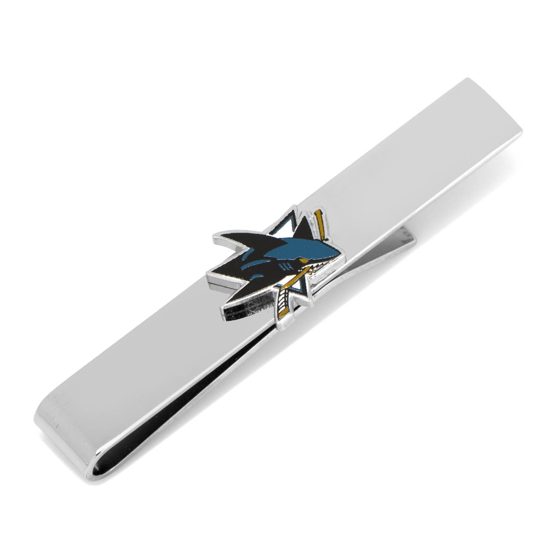 NHL San Jose Sharks Tie bar, Officially Licensed