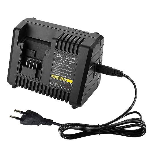 B Blesiya Cargador de Batería de Litio Porta Cable Suministros ...