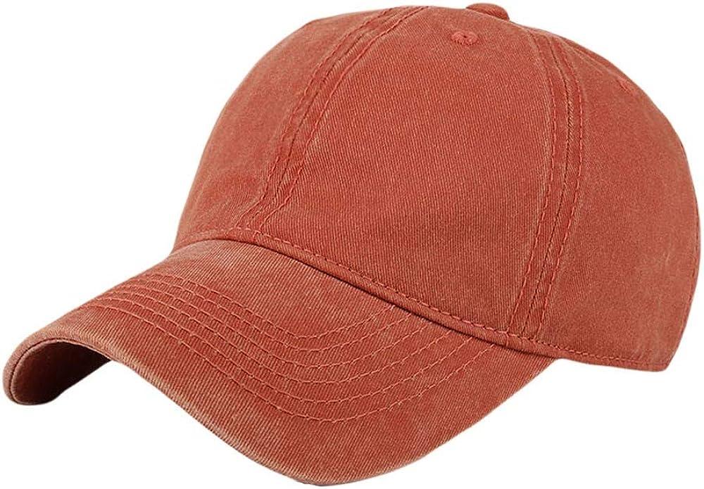 Fannyfuny Gorra Hombre Gorras Mujer Gorra de Béisbol Sombrero Deportes Verano Unisex Gorra De Béisbol Snapback Casuales Sombrero de Sol al Aire Libre Deporte Hats Hip-Hop