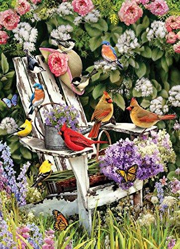 Summer Adirondack Birds -  Outset Media Games, OM51786