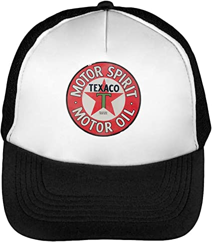 Texaco Motor Spirit Vintage Logo Gorras Hombre Snapback Beisbol ...
