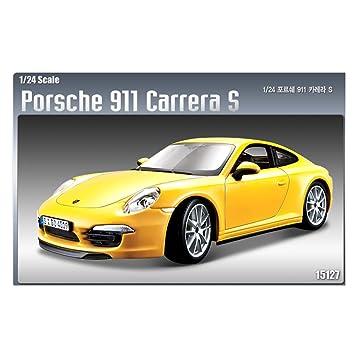 1/24 Porsche 911 Carrera S # 15127 Academia Hobbu Kit: Amazon.es: Juguetes y juegos