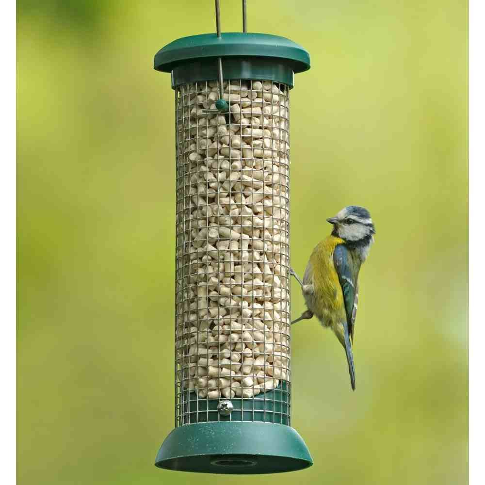 feeders finch tube yellow bird best squirrel wildbirdshops proof spirals on feeder images red spiral pinterest