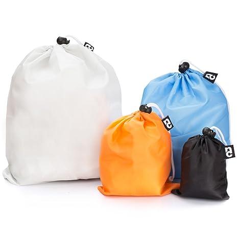 No Compromise - Organizador para maletas azul Strahlendes Blau