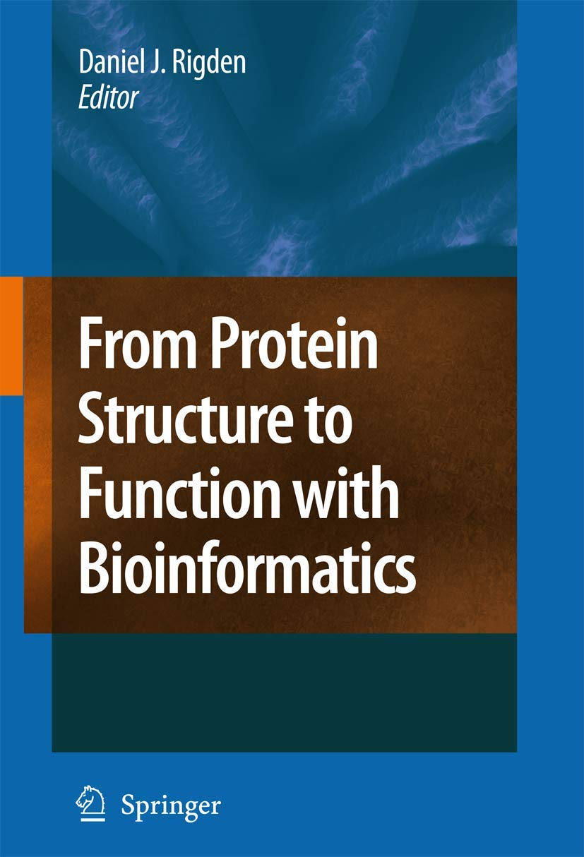 From Protein Structure to Function with Bioinformatics: Amazon ...