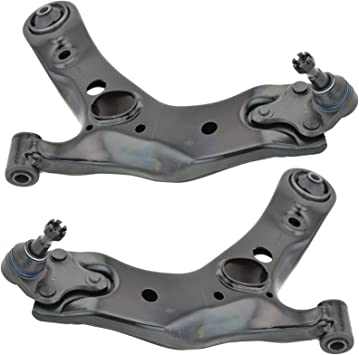 Suspension Control Arm and Ball Joint Assembly Front Right Lower Moog RK620587