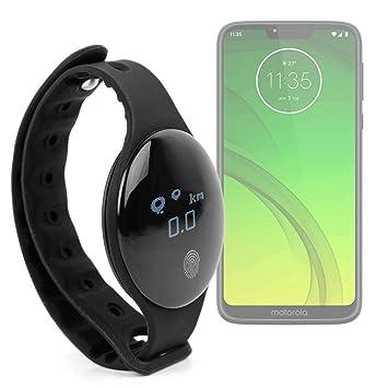 DURAGADGET Bracelet connecté pour Motorola Moto G7 / G7 Power / G7 Play / G7 Plus