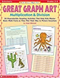 Great Graph Art Multiplication and Division, Cindi Mitchell, 0590643746