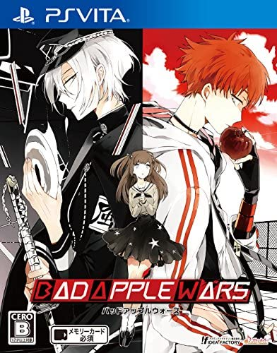 BAD APPLE WARS - PS Vita