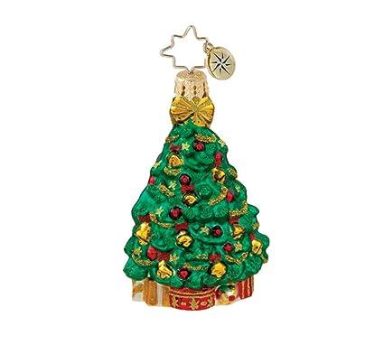 Christopher Radko Glass Bells A Ringing Gem Christmas Tree Ornament #1015645 - Amazon.com: Christopher Radko Glass Bells A Ringing Gem Christmas