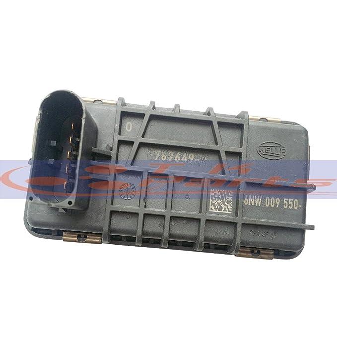 Amazon.com: TKParts New G88 G-88 6NW009550 767649 Turbo electric actuator wastegate Ladedruckregler For AUDI 2.7 3.0 TDI GTB2260VK Turbo 2.7 3.0TDI: ...