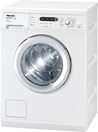 Miele W 5873 WPS Edition 111 Waschmaschine Frontlader / A+++ / 1600 UpM / 8  kg / Lotosweiß / Eco-Feedback / Waterproof System