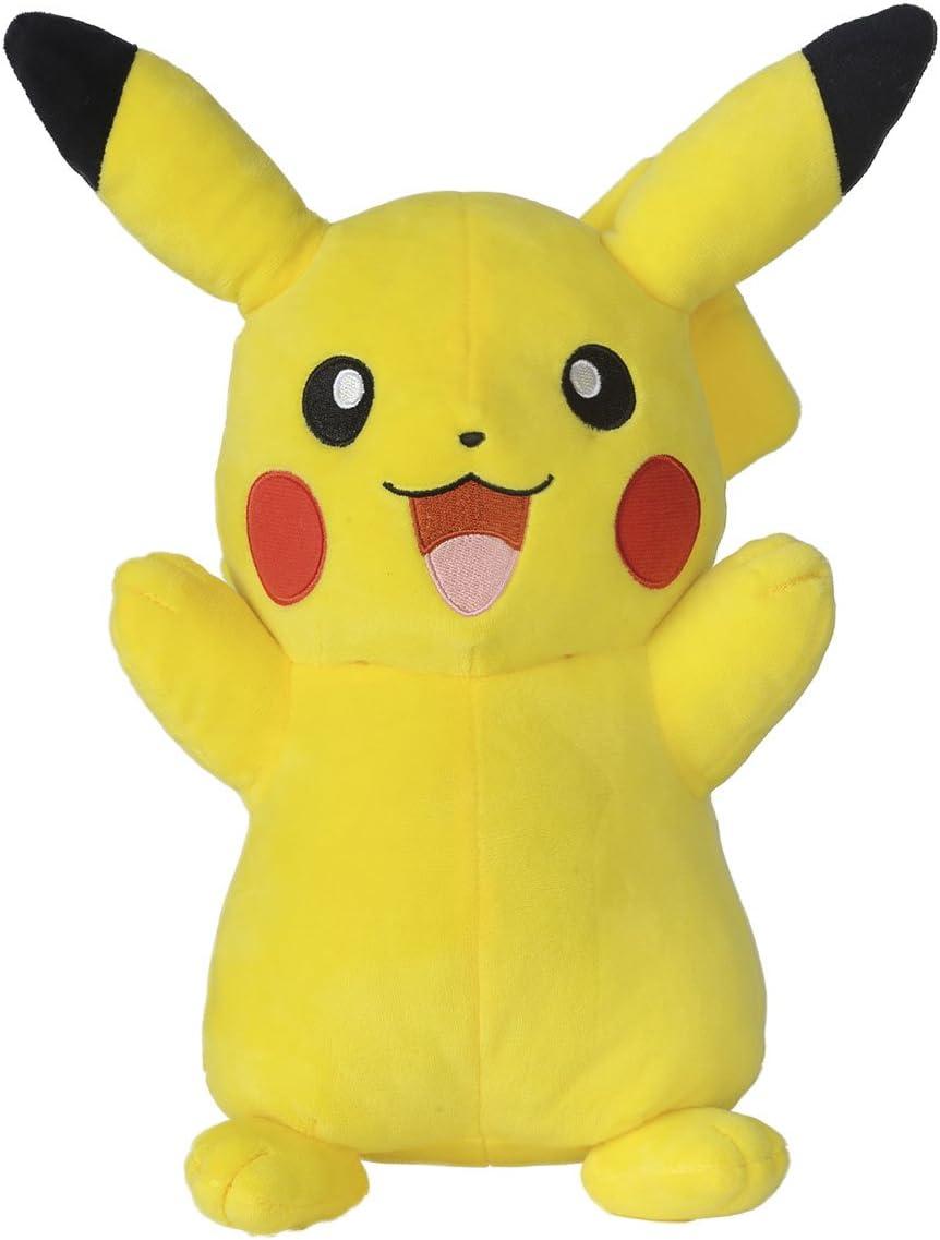Bandai – Pokémon – Peluche 30 cm – Pikachu – 81229