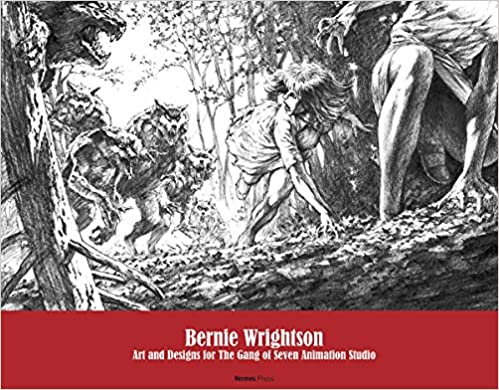 Bernie Wrightson: Art And Designs For The Gang Of Seven Animation Studio por Bernie Wrightson epub