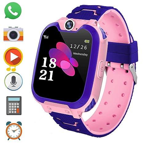 Amazon.com: onlyzer Smart Watch for Kids GPS Tracker ...