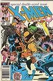 The Uncanny X-Men #193 Vol. 1 may 1985