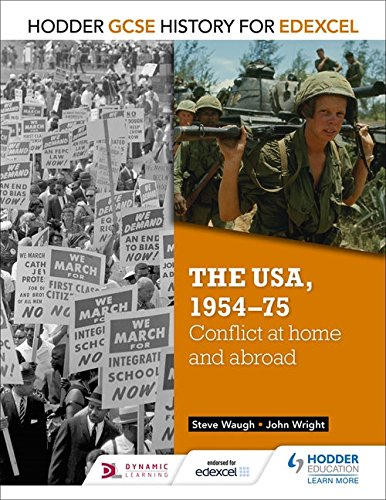 USA, 1954-75: Conflict at Home & Abroad (Gcse History for Edexcel) ebook