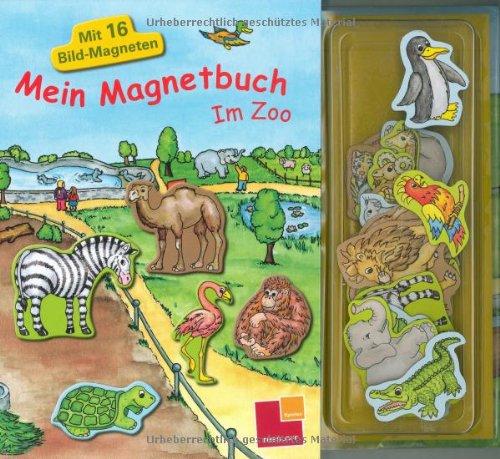 Mein Magnetbuch. Im Zoo