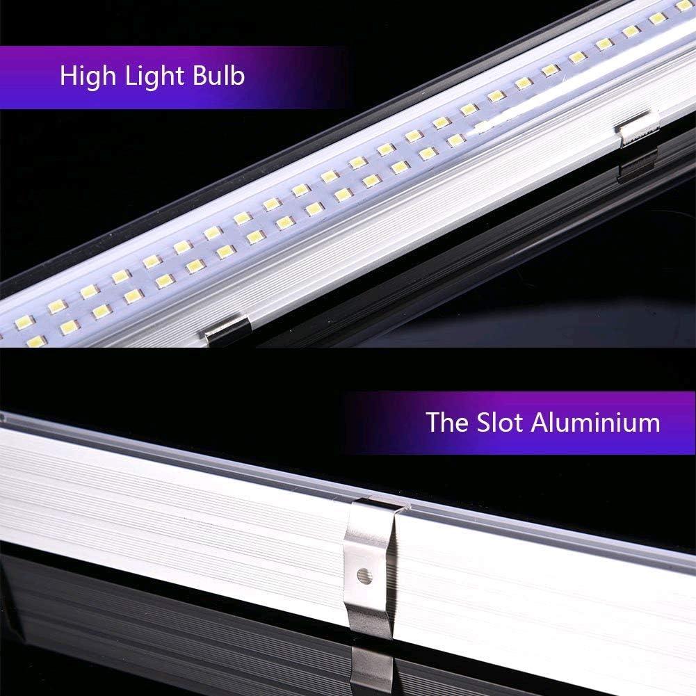 6X 12V-80V LED Innenleuchte 108LEDs Streifen Leuchte Auto Stablampe Lichtleiste