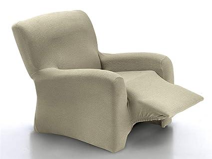 CAÑETE - Funda sillón Relax Completo Enzo - Color Beig ...