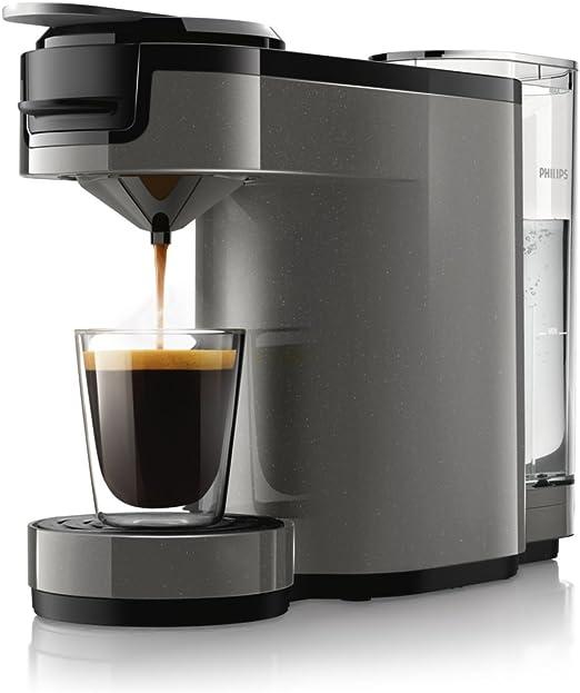 Senseo Up+ HD7884/30 - Cafetera (Independiente, Máquina de café en ...