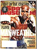 Sports Illustrated - May 4, 2015 - Fight of the Century - Two covers: Floyd Mayweather on front cover - Manny Pacquiao on back cover