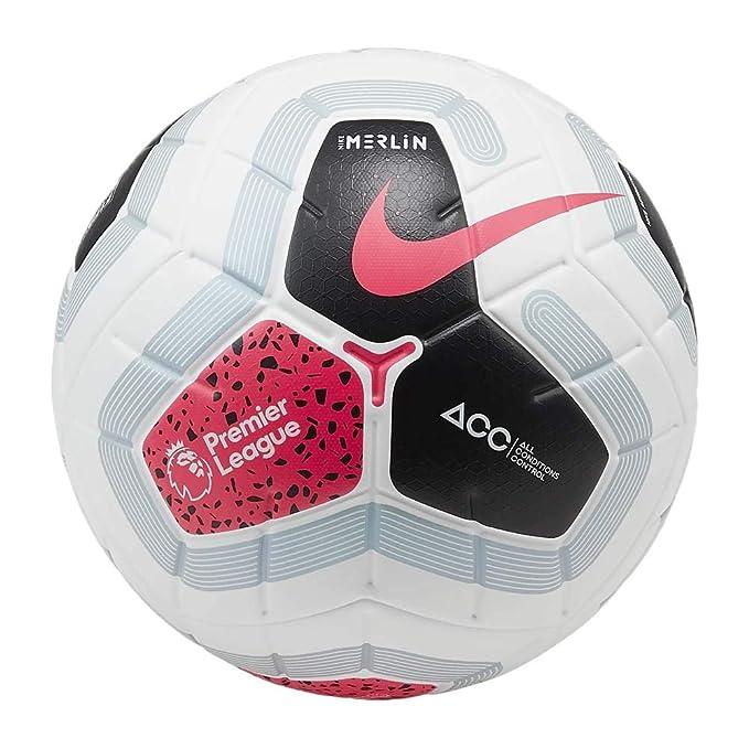 Nike PL NK MERLIN-FA19 Balon de fútbol, Unisex Adulto, Multicolor ...
