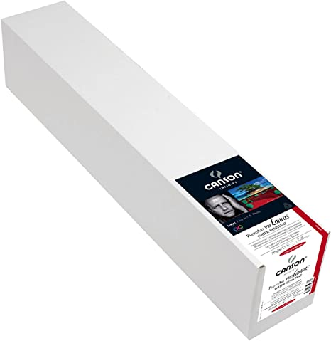 "Professional Canvas Matte for HP Inkjet 24/"" x 40/' 2 Rolls"