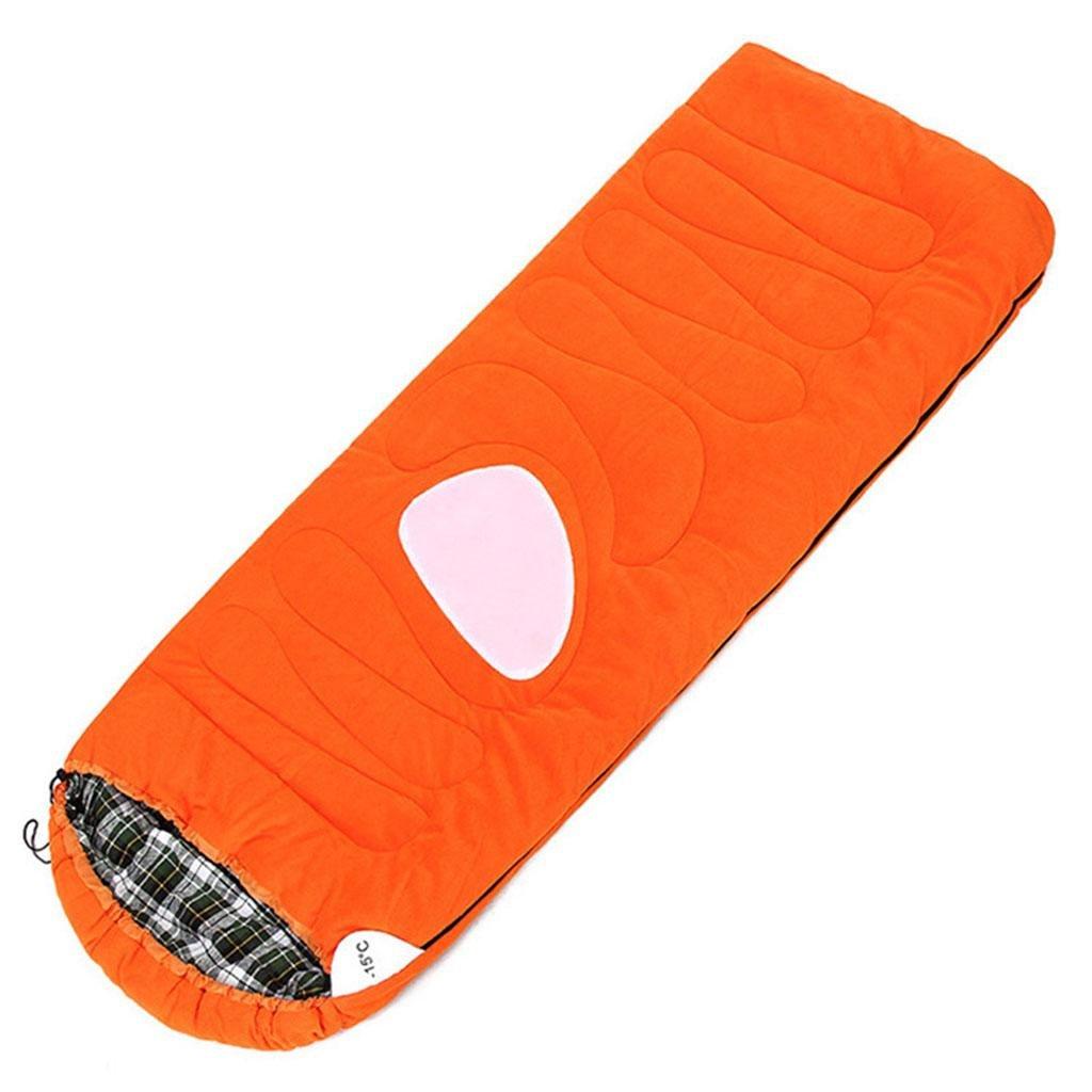 Kitzen Outdoor-Schlafsack rechteckigen Umschlag Schlafsack Winter 2 Saison Schlafsack (L R) kann Doppelschlafsack Erwachsenenschlafsack kämpfen high quality