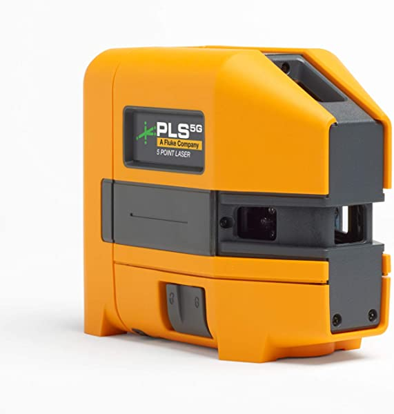 Best 5-point laser level: PLS 5G 5-Point Green Laser Laser Tool