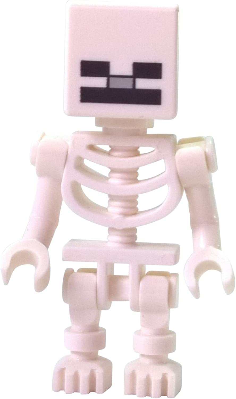 LEGO Minecraft Minifigure Skeleton