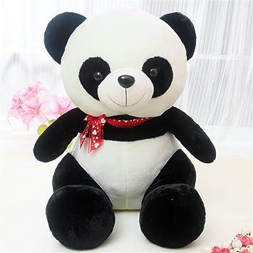 MMP Simulación de estilo chino peluches Panda doll don 20-60cm,panda,45cm