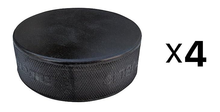 A&R Sports Ice Hockey Practice Puck, Black