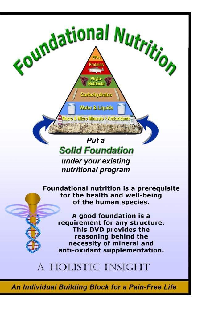 Amazon com: Foundational Nutrition: Holistic Professional