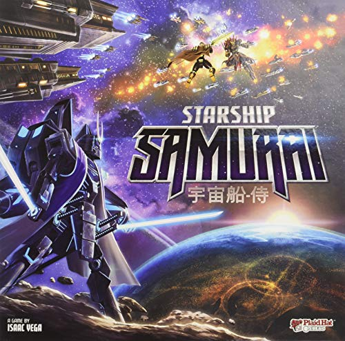 Starship Samurai from Plaid Hat Games