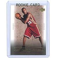 $50 » 2003 Upper Deck #14 On Parade Lebron James Cavaliers NBA Rookie Card - Basketball Slabbed…
