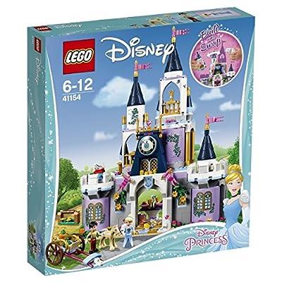 Lego Disney Princess - Le palais des rêves de Cendrillon - 41154 - Jeu de Construction