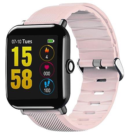 smart watch Elegante Reloj Pulsera Oukitel W2, PodóMetro Monitor De Frecuencia CardíAca Monitor De SueñO