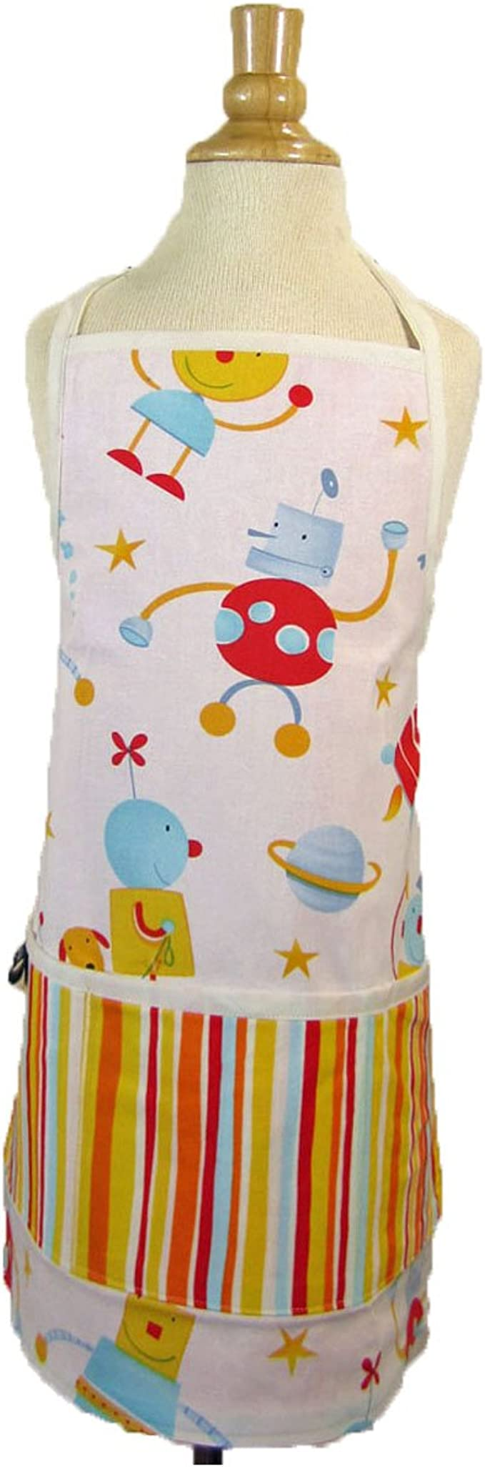 Reversible apron Fits age 3-5 years approx Fox apron Childs apron