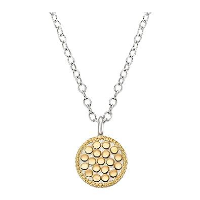 Anna Beck Mini Gold Elephant Necklace Gold Av7gvmD